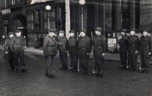Eccles Home Guard 1944