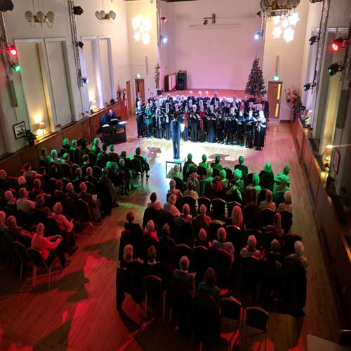Eccles Community Choir