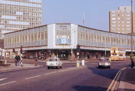 Eccles coop in about the 70s