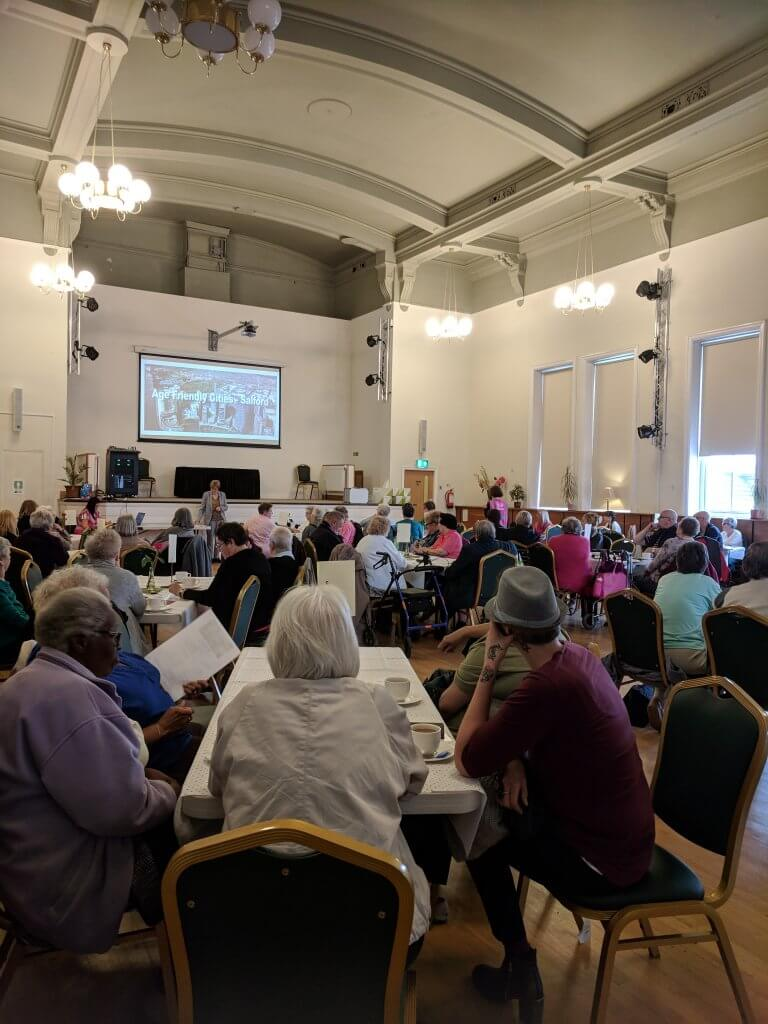 Picture of Older person celebration Day